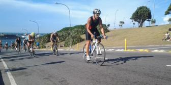 A DREAM COME TRUE : SWIMMING, CYCLING AND FOOTRACE
