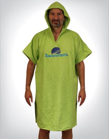 Hoody Hooded Towel